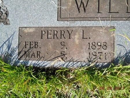 WILLIAMS, PERRY LEONIDAS (CLOSE UP) - Union County, Louisiana | PERRY LEONIDAS (CLOSE UP) WILLIAMS - Louisiana Gravestone Photos