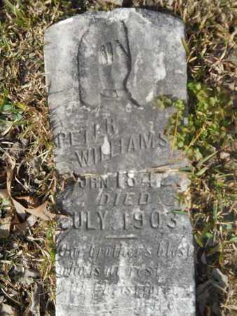WILLIAMS, PETER - Union County, Louisiana | PETER WILLIAMS - Louisiana Gravestone Photos