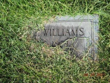 WILLIAMS, SUSAN REBECCA - Union County, Louisiana | SUSAN REBECCA WILLIAMS - Louisiana Gravestone Photos