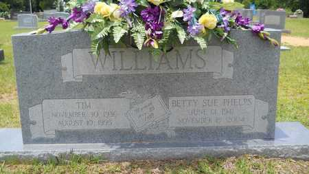 WILLIAMS, TIM - Union County, Louisiana | TIM WILLIAMS - Louisiana Gravestone Photos