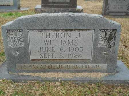 WILLIAMS, THERON J - Union County, Louisiana | THERON J WILLIAMS - Louisiana Gravestone Photos