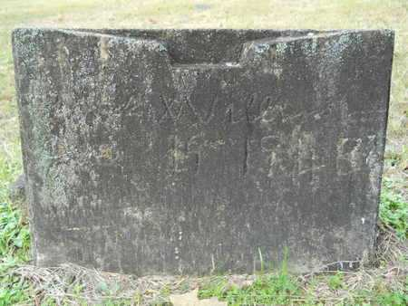 WILLIAMS, UNKNOWN - Union County, Louisiana | UNKNOWN WILLIAMS - Louisiana Gravestone Photos