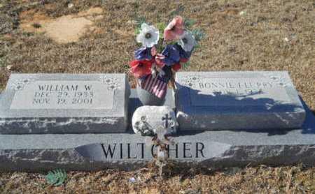 WILTCHER, WILLIAM W - Union County, Louisiana | WILLIAM W WILTCHER - Louisiana Gravestone Photos