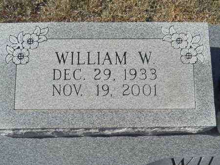 WILTCHER, WILLIAM W (CLOSE UP) - Union County, Louisiana | WILLIAM W (CLOSE UP) WILTCHER - Louisiana Gravestone Photos