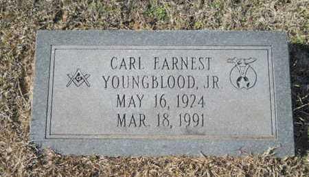 YOUNGBLOOD, CARL EARNEST, JR - Union County, Louisiana | CARL EARNEST, JR YOUNGBLOOD - Louisiana Gravestone Photos