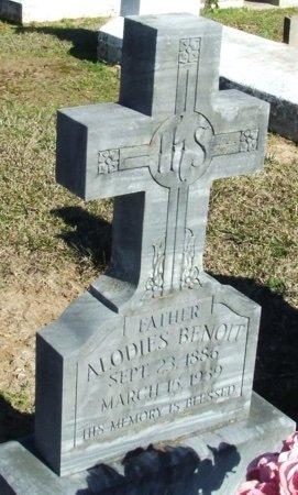 BENOIT, ALODIES - Vermilion County, Louisiana | ALODIES BENOIT - Louisiana Gravestone Photos