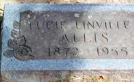 ALLIS, LUCIE - Vernon County, Louisiana | LUCIE ALLIS - Louisiana Gravestone Photos