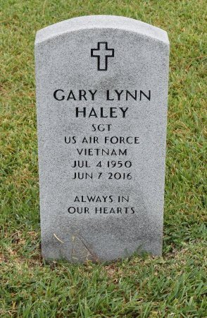 HALEY  , GARY LYNN (VETERAN VIET) - Vernon County, Louisiana | GARY LYNN (VETERAN VIET) HALEY   - Louisiana Gravestone Photos