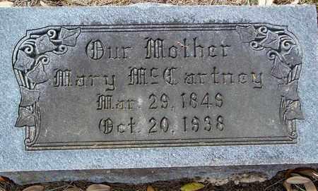 MCCARTNEY, MARY - Vernon County, Louisiana   MARY MCCARTNEY - Louisiana Gravestone Photos
