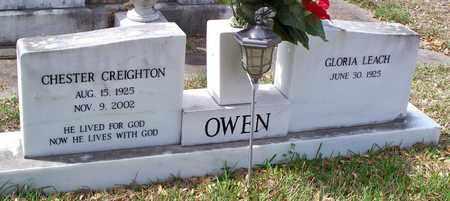 OWEN, CHESTER CREIGHTON - Vernon County, Louisiana | CHESTER CREIGHTON OWEN - Louisiana Gravestone Photos