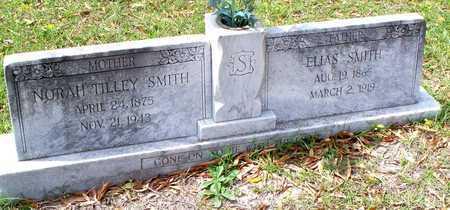 TILLEY SMITH, NORAH - Vernon County, Louisiana | NORAH TILLEY SMITH - Louisiana Gravestone Photos