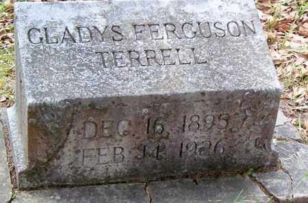 TERRELL, GLADYS - Vernon County, Louisiana | GLADYS TERRELL - Louisiana Gravestone Photos
