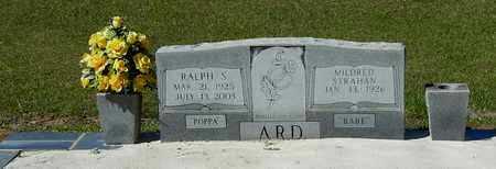 ARD, RALPH STEVEN - Washington County, Louisiana | RALPH STEVEN ARD - Louisiana Gravestone Photos