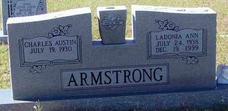 ARMSTRONG, LADONNIA ANN - Washington County, Louisiana   LADONNIA ANN ARMSTRONG - Louisiana Gravestone Photos
