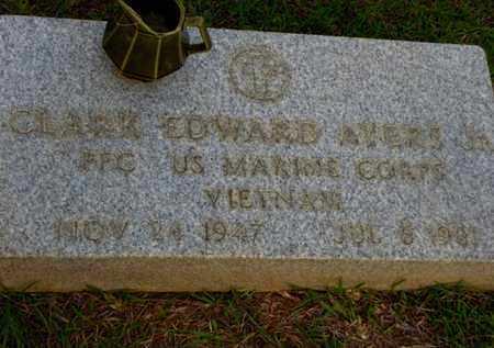 AYERS, CLARK EDWARD JR (VETERAN VIET) - Washington County, Louisiana   CLARK EDWARD JR (VETERAN VIET) AYERS - Louisiana Gravestone Photos