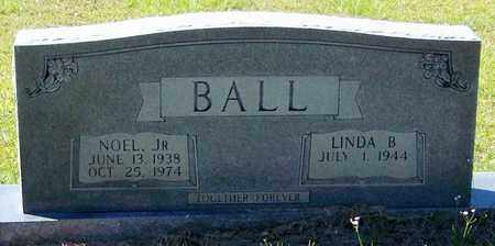 BALL, NOEL JR - Washington County, Louisiana | NOEL JR BALL - Louisiana Gravestone Photos