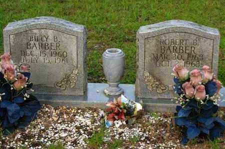 BARBER, BILLY BERKLEY - Washington County, Louisiana   BILLY BERKLEY BARBER - Louisiana Gravestone Photos