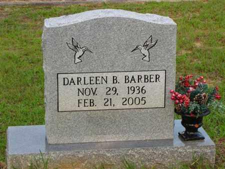 BIRD BARBER, DARLEEN B - Washington County, Louisiana | DARLEEN B BIRD BARBER - Louisiana Gravestone Photos