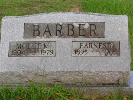 BARBER, MOLLIE M - Washington County, Louisiana | MOLLIE M BARBER - Louisiana Gravestone Photos