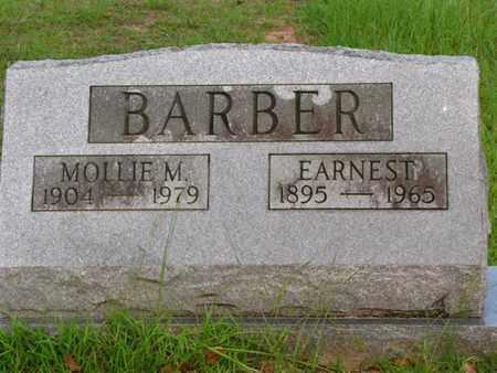 MAGEE BARBER, MOLLIE M - Washington County, Louisiana   MOLLIE M MAGEE BARBER - Louisiana Gravestone Photos