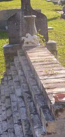 BARBER, FRANCES - Washington County, Louisiana | FRANCES BARBER - Louisiana Gravestone Photos