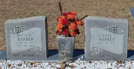 BARBER, IRA RAY - Washington County, Louisiana | IRA RAY BARBER - Louisiana Gravestone Photos