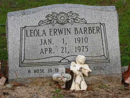 BARBER, LEOLA - Washington County, Louisiana | LEOLA BARBER - Louisiana Gravestone Photos