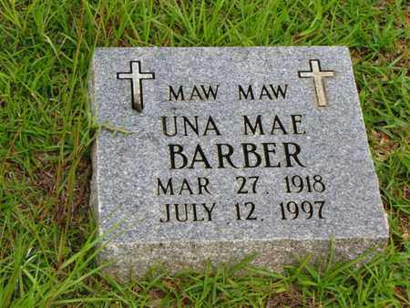 BARBER, UNA MAE - Washington County, Louisiana | UNA MAE BARBER - Louisiana Gravestone Photos
