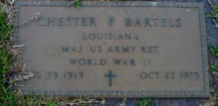 BARTELS, CHESTER F (VETERAN WWII) - Washington County, Louisiana | CHESTER F (VETERAN WWII) BARTELS - Louisiana Gravestone Photos