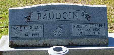 DILLON BAUDOIN, AMIE C - Washington County, Louisiana | AMIE C DILLON BAUDOIN - Louisiana Gravestone Photos