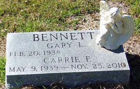 BENNETT, CARRIE FAYE - Washington County, Louisiana | CARRIE FAYE BENNETT - Louisiana Gravestone Photos