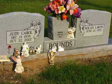 CREEL BOUNDS, JUDY CAROL - Washington County, Louisiana   JUDY CAROL CREEL BOUNDS - Louisiana Gravestone Photos