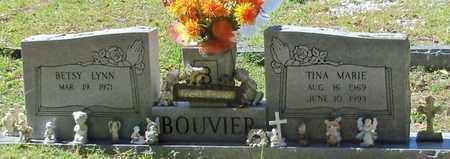 BOUVIER, TINA MARIE - Washington County, Louisiana | TINA MARIE BOUVIER - Louisiana Gravestone Photos