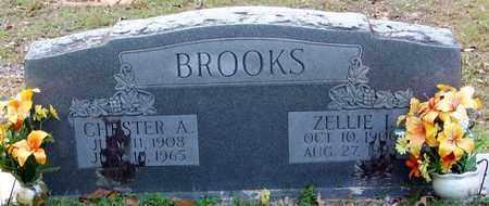 BROOKS, ZELLIE I - Washington County, Louisiana | ZELLIE I BROOKS - Louisiana Gravestone Photos
