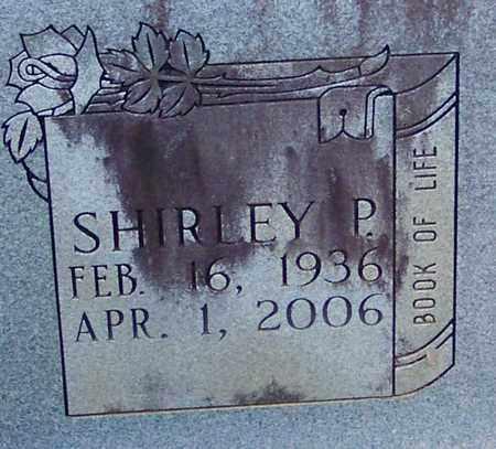 BROOKS  , SHIRLEY LEE  (CLOSEUP) - Washington County, Louisiana | SHIRLEY LEE  (CLOSEUP) BROOKS   - Louisiana Gravestone Photos