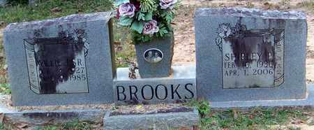 BROOKS, SHIRLEY LEE - Washington County, Louisiana | SHIRLEY LEE BROOKS - Louisiana Gravestone Photos