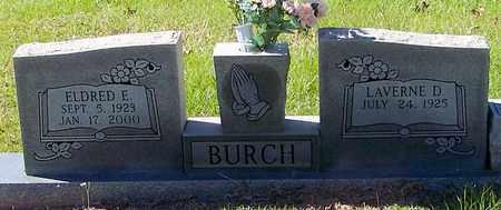 BURCH, LUCY LAVERNE - Washington County, Louisiana | LUCY LAVERNE BURCH - Louisiana Gravestone Photos