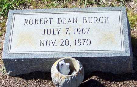 BURCH, ROBERT DEAN - Washington County, Louisiana | ROBERT DEAN BURCH - Louisiana Gravestone Photos
