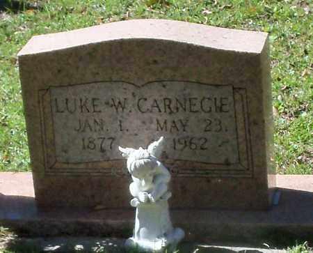 CARNEGIE, LUKE WARD - Washington County, Louisiana | LUKE WARD CARNEGIE - Louisiana Gravestone Photos