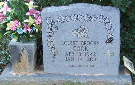 BROOKS COOK, LOUISE - Washington County, Louisiana | LOUISE BROOKS COOK - Louisiana Gravestone Photos