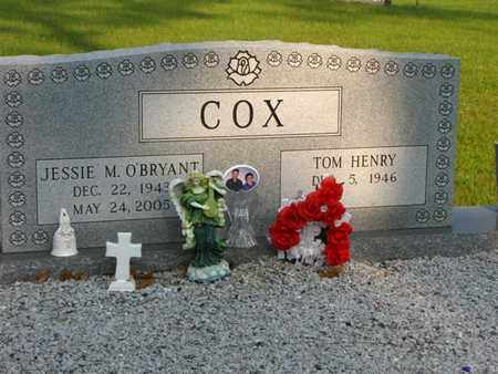 COX, JESSIE MAE - Washington County, Louisiana | JESSIE MAE COX - Louisiana Gravestone Photos