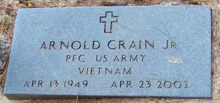 CRAIN, ARNOLD, JR  (VETERAN (VIET) - Washington County, Louisiana | ARNOLD, JR  (VETERAN (VIET) CRAIN - Louisiana Gravestone Photos
