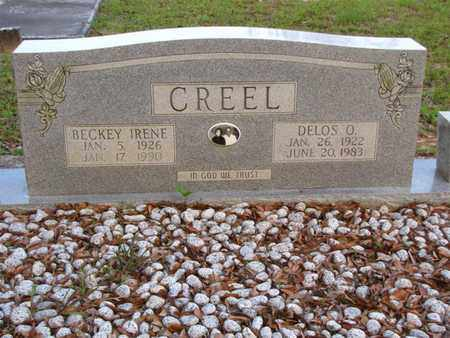 CREEL, BECKY IRENE - Washington County, Louisiana | BECKY IRENE CREEL - Louisiana Gravestone Photos