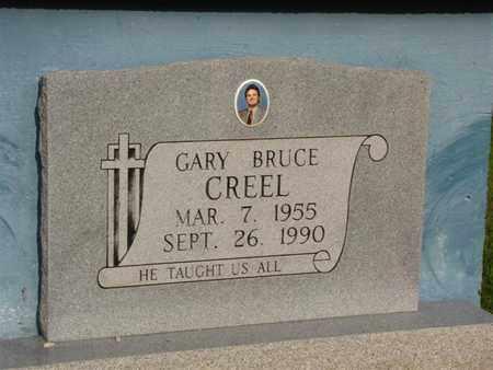 CREEL, GARY BRUCE - Washington County, Louisiana | GARY BRUCE CREEL - Louisiana Gravestone Photos