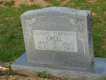 CREEL, GLADYS - Washington County, Louisiana | GLADYS CREEL - Louisiana Gravestone Photos