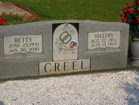 CREEL, HILLERY - Washington County, Louisiana | HILLERY CREEL - Louisiana Gravestone Photos