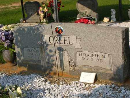 CREEL, VERNON F - Washington County, Louisiana   VERNON F CREEL - Louisiana Gravestone Photos