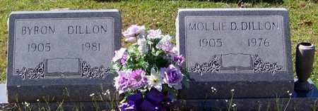 DILLON, MOLLIE D - Washington County, Louisiana | MOLLIE D DILLON - Louisiana Gravestone Photos