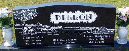 DILLON, ELEANOR - Washington County, Louisiana | ELEANOR DILLON - Louisiana Gravestone Photos