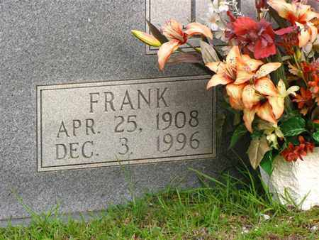 DILLON  , FRANK  (CLOSEUP) - Washington County, Louisiana | FRANK  (CLOSEUP) DILLON   - Louisiana Gravestone Photos